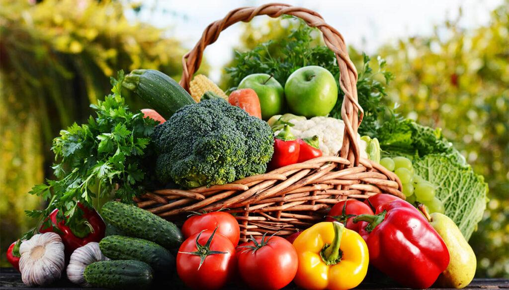 vegetables for singers