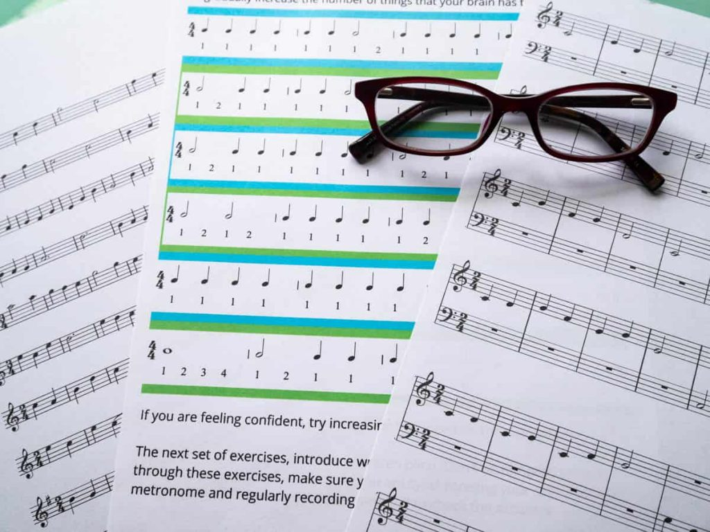 how to sight read for beginners