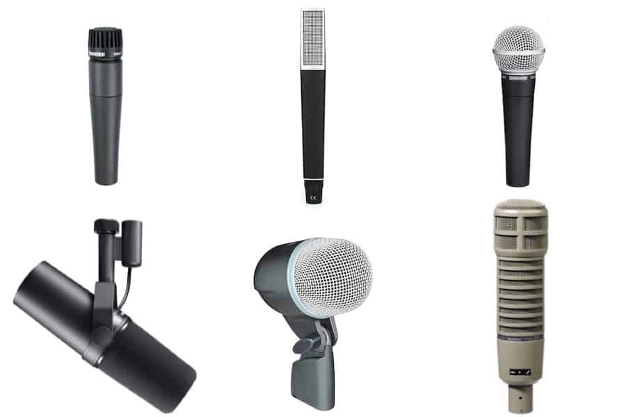 How Does A Moving Coil Microphone Work